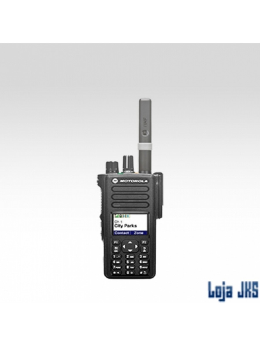 DGP8550 I.S. INTRISECO VHF