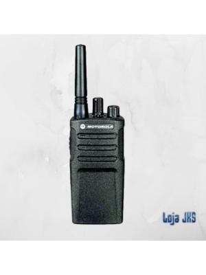 RVA50 8 CANAIS  UHF rádio com acessórios